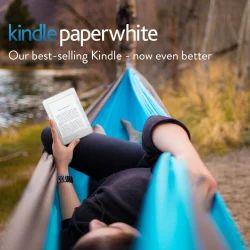 Kindle Paperwhite Wifi E-Book (300 PPI) (White)