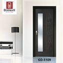 GD-5109 Decorative Designer Wooden Glass Door