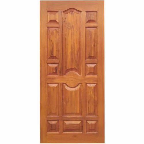 Solid Wood Door At Rs 8000 Piece Padana Gandhidham Id
