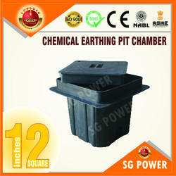 Chamical Earthing Pit Chamber