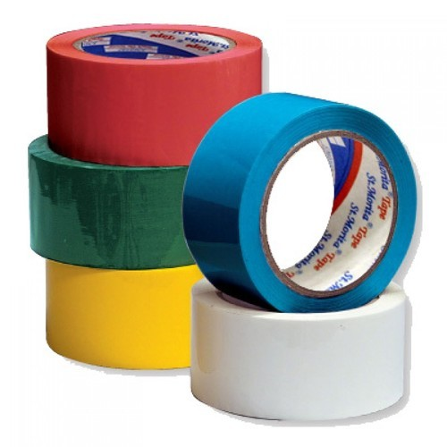 Multicolor BOPP Tape