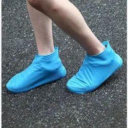 Quantity Per Pack: 100 Blue Waterproof Shoe Cover