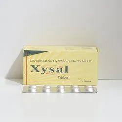 Levocetirizine Dihydrochloride 5mg Tablets