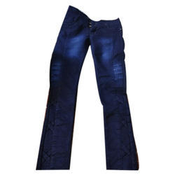 Denim Regular Fit Ladies Jeans