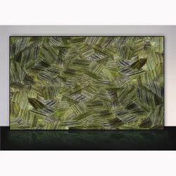 Green Zebra Jasper Slab