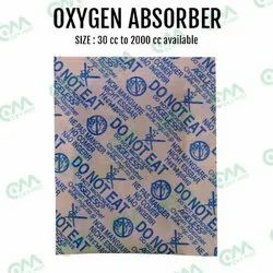 Oxygen absorber for pistachio