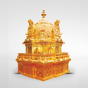 Golden Mantra Goldplated Temple