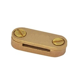 Brass DC Tape Clips