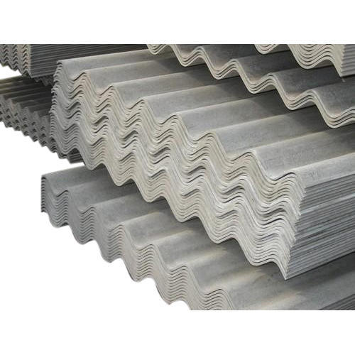 Asbestos Cement Roofing Sheet Rs 72 Kilogram Harilaxmi Colour Roof And Bright Bar Id 13058569362