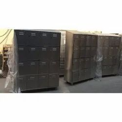 ASF SS Industrial Storage Lockers