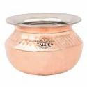 Copper Serving Pot (degci)