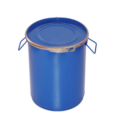 Blue Open Mouth Drum 100 Litre, for Chemical Storage