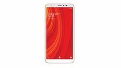 Gold, Black Lava Z61 Mobile Phones