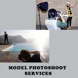 Model Photoshoot Services