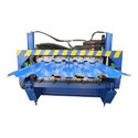 Semi-Automatic Roofing Sheet Roll Forming Machine