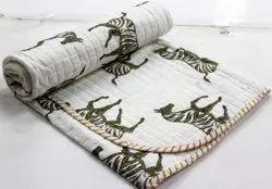 Cotton Baby Quilt Blanket