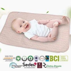 organic baby cotton mat
