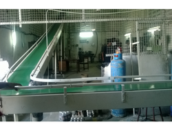 Check Weigher Conveyor System