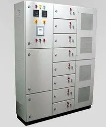 Automatic Power Factor Capacitor Panel