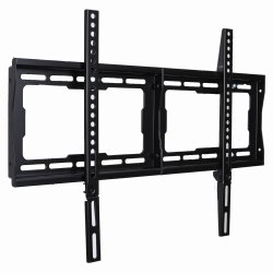 Fixed Cast Aluminium Monitor Wall Mounted Stand, LED TV