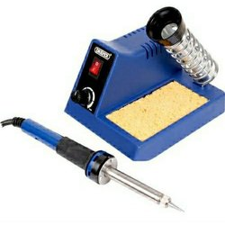 Temperature Control Iron Soldering Station