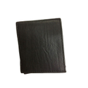 Black Pu Mens Wallet