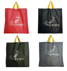 Plain 17x15 Reusable Shopping Carry Bags