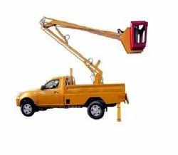Road Light Repairing Lift