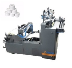 Tapless Adding Rolls Making Machine