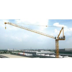 Luffing Jib Tower Cranes