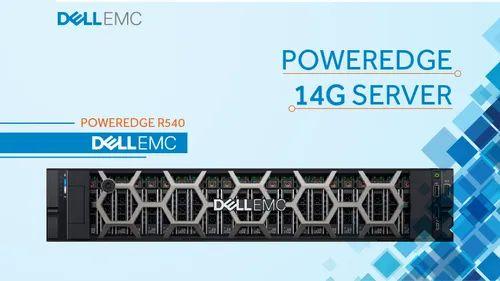Dell Power Edge 14G- R540 Server Intel Xeon Bronze 3106 Processor