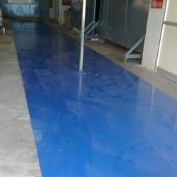 Special Coatings Paint Floor Coating