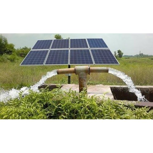 Single Phase Solar Water Pump Pump Head 5 6 M 2 5 Hp Rs 60000 Kilowatt Id 21484371148
