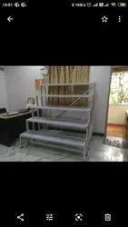 Aluminium Golu steps