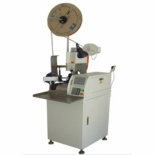 LD-2000F Wire Stripping & Terminal Crimping Machine