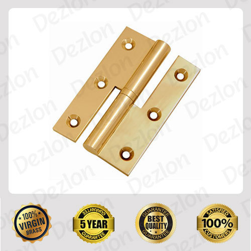Brass Lift Off Hinges