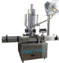 Packwell India Four Automatic Rotary Screw Capping Machine, 500 Kgs