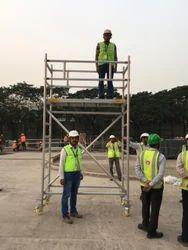 Aluminum Scaffolding & Aluminium Mobile Tower - Aluminum Scaffolding
