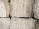 Creamy White Cotton Linter Bales
