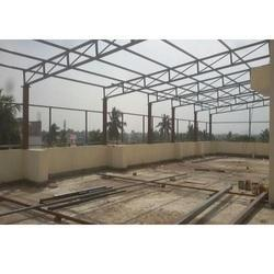 Roof Shed Fabrication Work