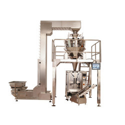 Automatic Dry Fruits Packaging Machine