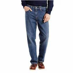 Men Loose Fit Jeans