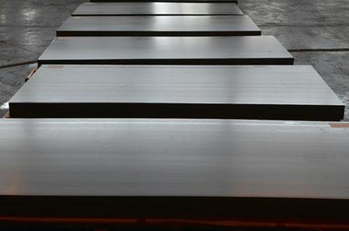 Annealed High Tensile Steel Plate, Thickness: 1-2 mm