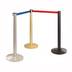 Euronics Stainless Steel Queue Manager With Rope