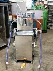 Sanitizer Gel Liquid Bottle Filling Machine