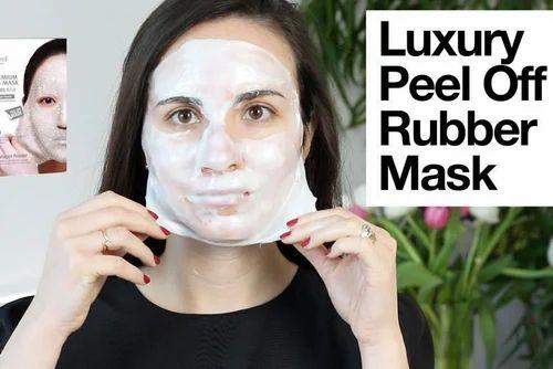 Aloe Vera Modeling Rubber Peel Off Mask