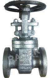 Flanged End Forge Steel Gate Valve