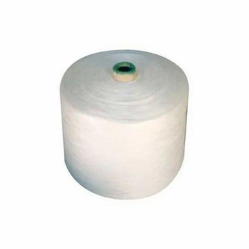 2/16 White Pure Cotton Yarn Cones