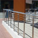 Hotel Stainless Steel Railing