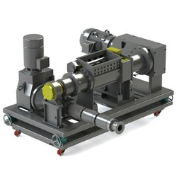 Automatic Rubber Extruder Machines